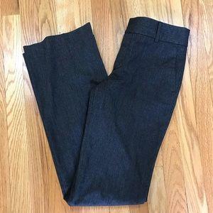 Zara Basic Gray Dress Pants Size 4
